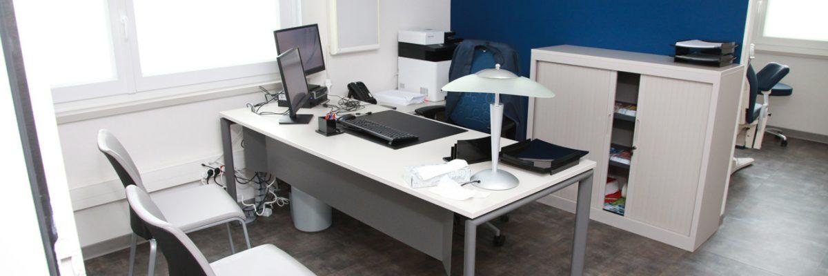Bureau de consultation radiothérapie et chimiothérapie du Centre Saint Jean