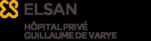 Logo hôpital privé Guillaume de Varye Bourges