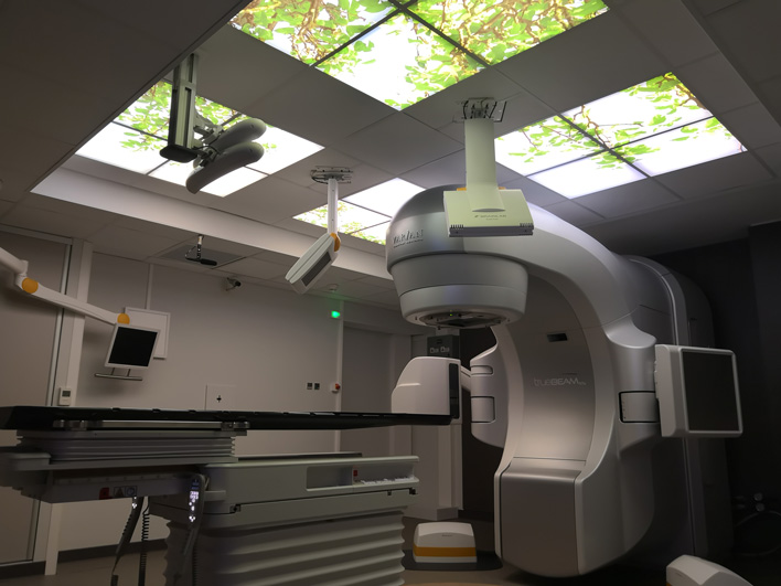 Accelerateur truebeam stx radiothérapie Centre Saint Jean Bourges
